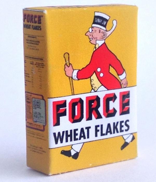 Force Flakes  owenkellynet