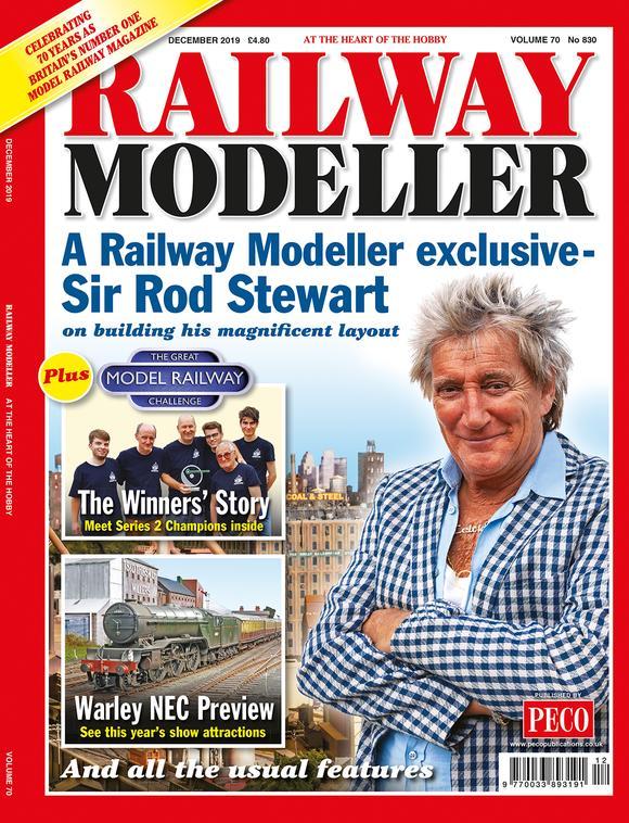 Railway Modeller, December 2019